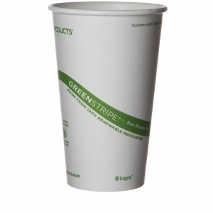 16 oz. GreenStripe® Hot Cup
