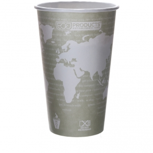 16 oz. World Art� Hot Cup