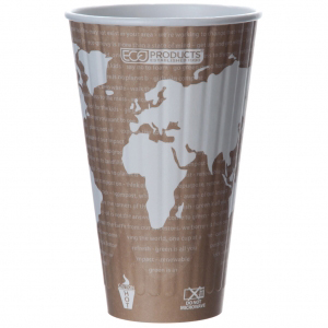 20 oz. World Art™ Insulated Hot Cup