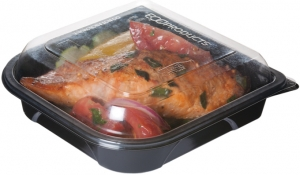 Medium Premium Take-Out Container