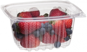 16 oz. Rectangular Deli Container