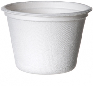 4 oz. Sugarcane Portion Cup