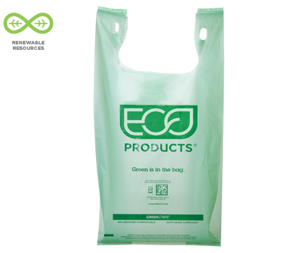 Renewable Compole Bag