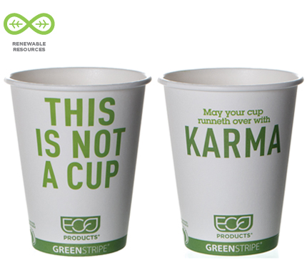 GreenStripe® Limited Edition Hot Cups
