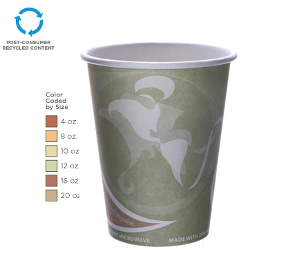 12 oz. Evolution™ World Hot Cup