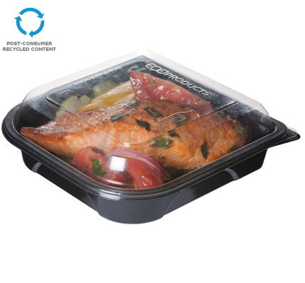 Tesco Plastic Food Containers Large