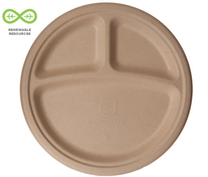 sc 1 st  Eco-Products & Wheat Straw Plates u0026 Bowls
