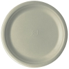Renewable & Compostable Sugarcane Plates  - 10in, Natural