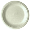 Renewable & Compostable Sugarcane Plates  - 6in, Natural